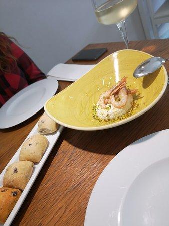 Un ristorante, fotografia di Otranto