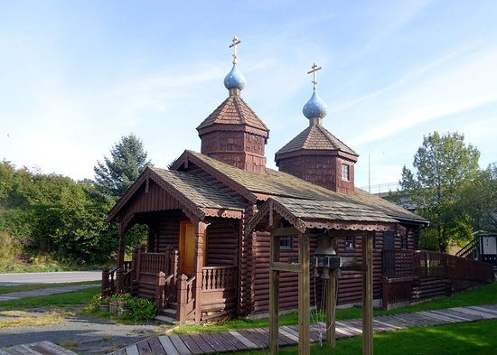 Kodiak, AK: historic Russian bells