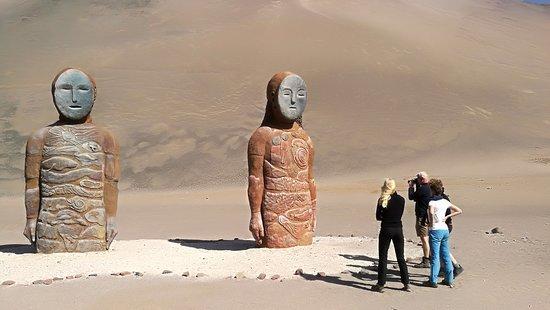 en pleno desierto Monumento a cultura Chinchorro - Picture of Arica  Unlimited - Tripadvisor