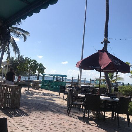 Lunch With Family By Beach