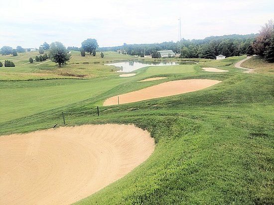 Donald ross course french lick in opinion