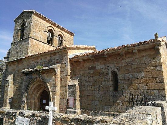 Aguilar de Campoo, Spania: Fachada