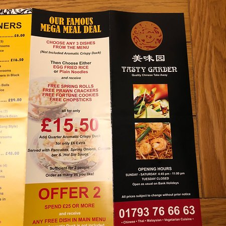 15 Best Restaurantsof Chinese In Swindon South West In Our