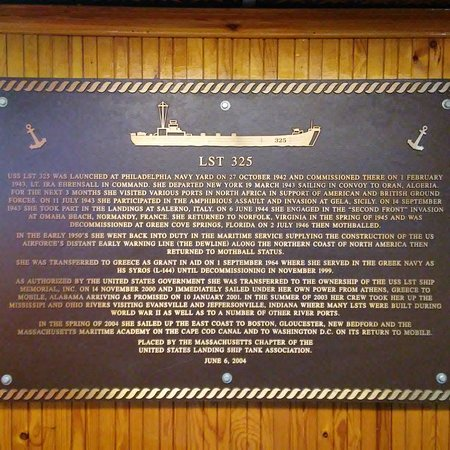USS LST Ship Memorial: Living history on the Ohio.