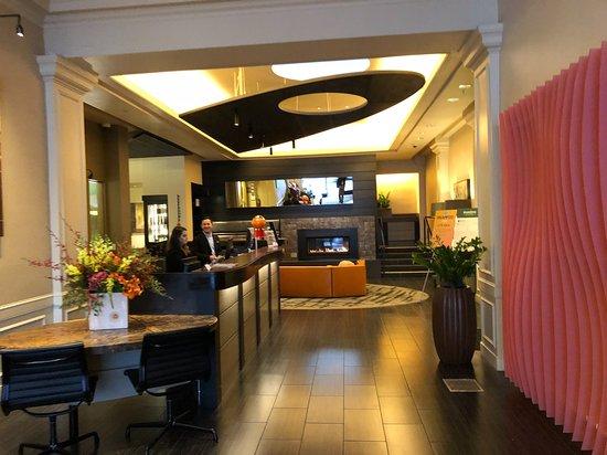 Hotel Abri: Lobby