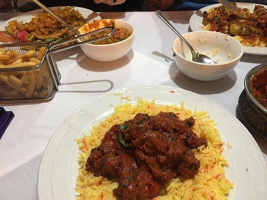 Best Indian, JazBa Bar & Spice Grill,: Yummy