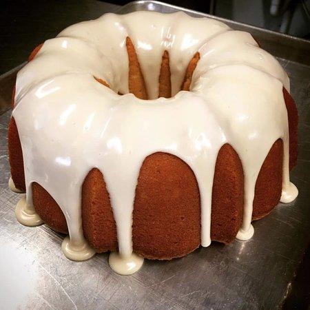 Royston, Τζόρτζια: Banana Pudding Pound Cake