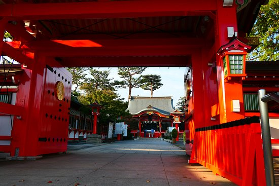 Higashifushimi Inari Shrine