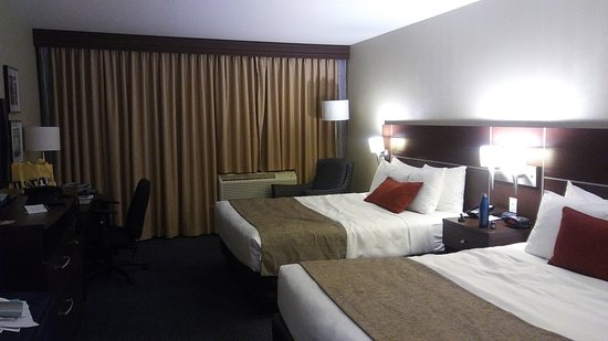 Standard Queen room, 2 beds