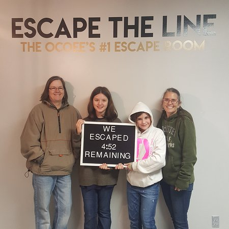 Escape the Line