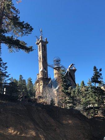 Rye, Kolorado: Bishops Castle