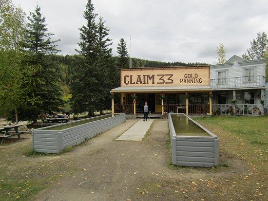 Claim 33 Gold Panning