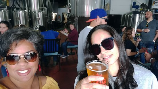 Czig Meister Brewing Company: Me and My Partner in Beer Crime lol