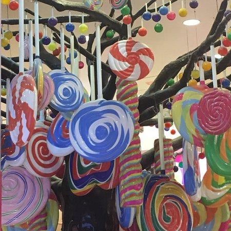 Fun candy shop