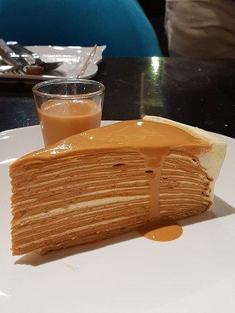Teh Tarik Cake