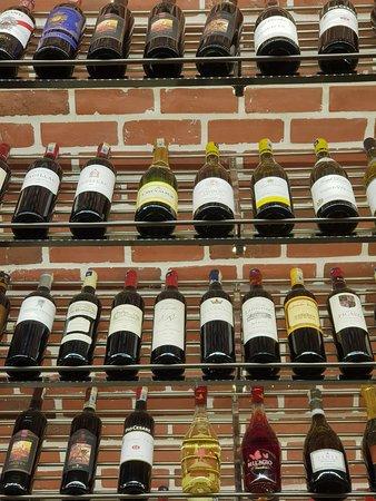 Winecellar at Zing