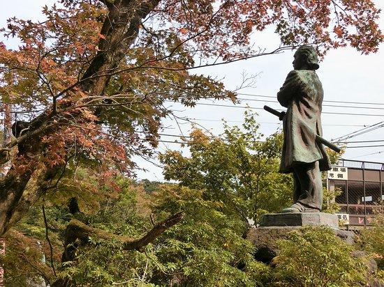 Itagaki Taisuke Statue