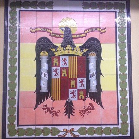 Almuradiel, Spagna: Mural