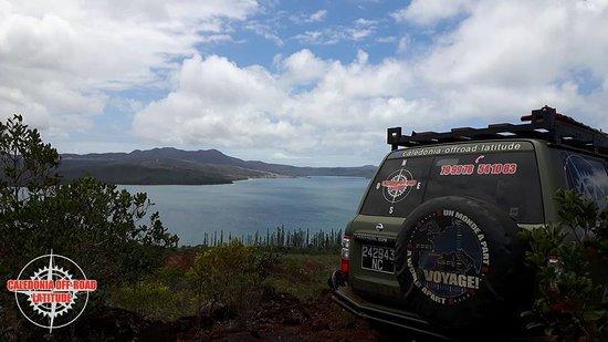Noumea, Nouvelle-Calédonie : Parcours Montagne Mer