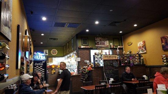 Clyde, Carolina del Norte: Ferrara Pizza & Pasta