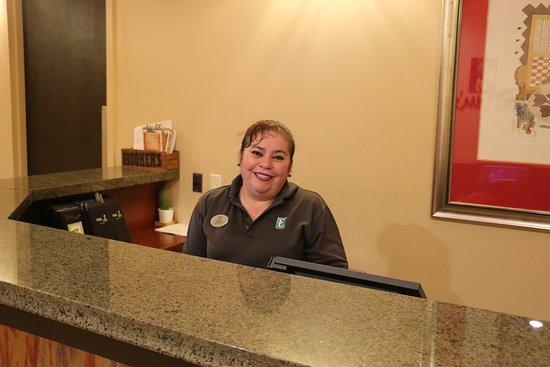 Embassy Suites by Hilton Phoenix-Scottsdale: Magnificent Martha