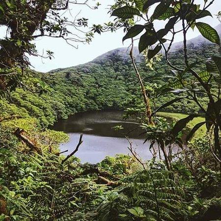 Santa Cruz, نيكاراجوا: Laguna maderas
