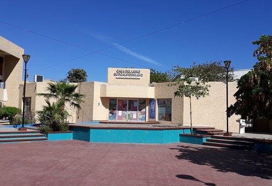 Casa del Libro Sudcaliforniano