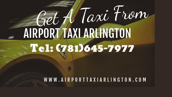 Airport Taxi Arlington MA
