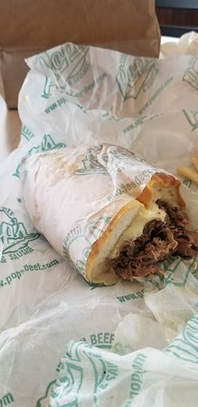 Pop's Italian Beef and Sausage