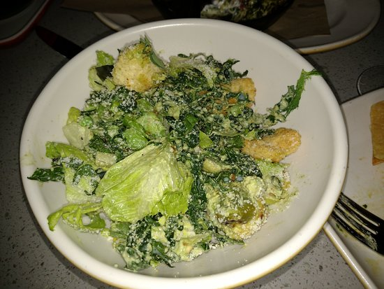 The Arrogant Butcher: Ceasar Salad