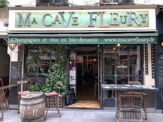 Ma Cave Fleury
