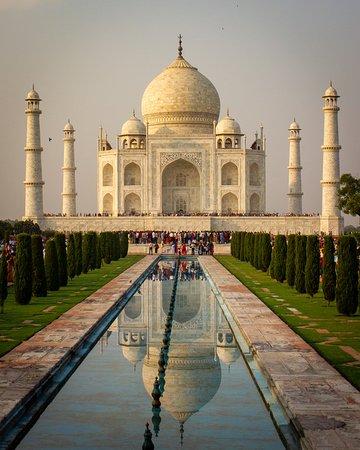 Kaimur Holidays: Taj Mahal in Agra