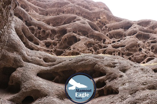 Qazvin, Iran: visit unknown sightseeing in Canyon of Alamut