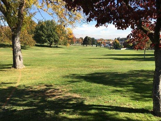 Franklin Park, Yakima Washington