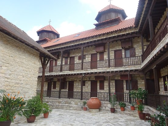 Holy Monastery of Panayia Amasgous