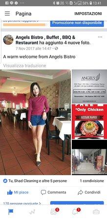 Pluak Daeng, Thailand: Angel's Buffet Bistro Grill