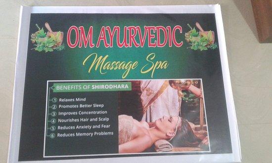 Om Ayurvedic Massage Center