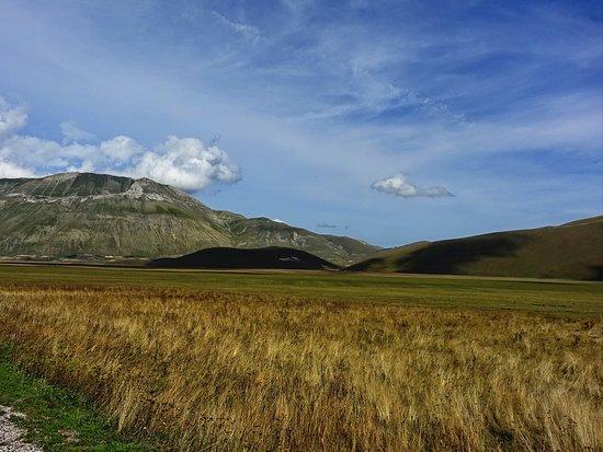 Castelluccio di Norcia, Italien: Piano Grande
