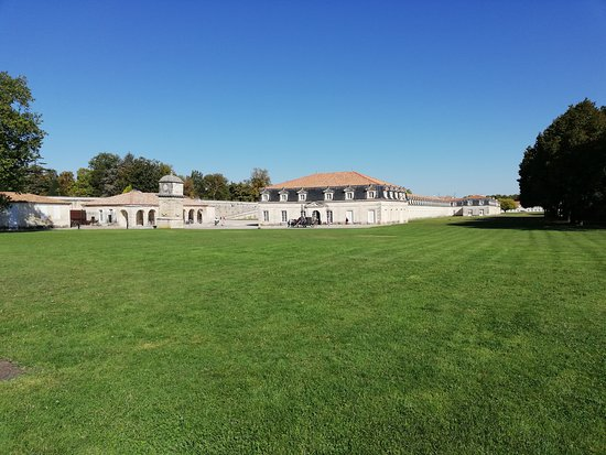 Corderie Royale: Un bâtiment remarquable