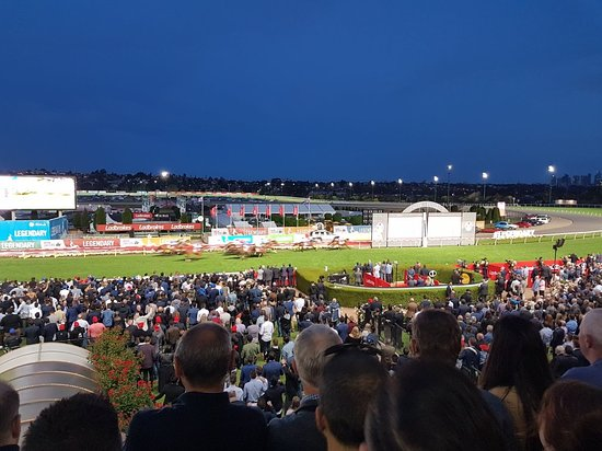 Moonee Valley Racecourse Dining