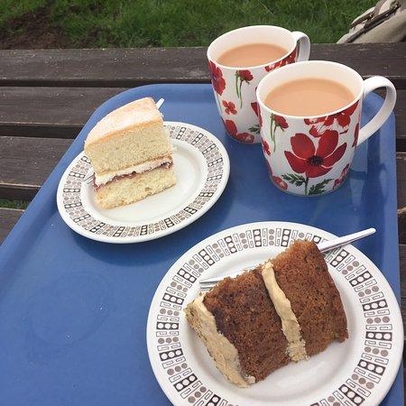 Margaret's Rustic Tea Garden Photo