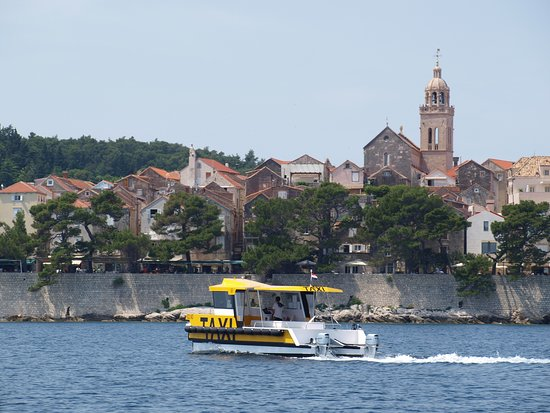 Korcula Town, Croatia: Safe, modern, fast and smooth