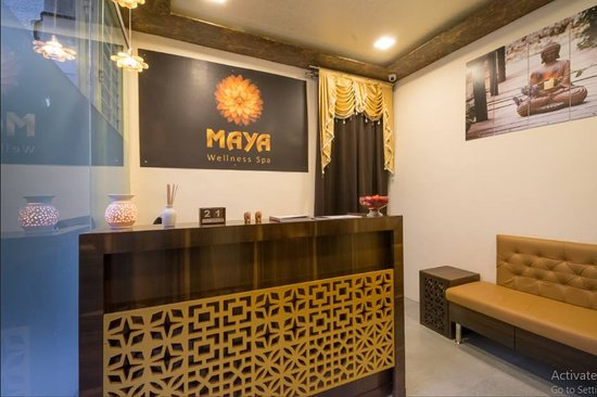 Maya Wellness Spa