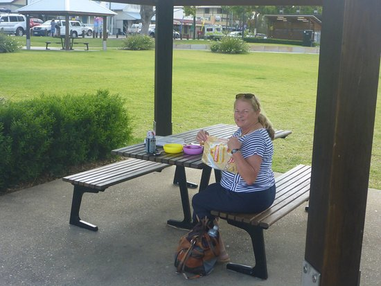 Miriam Vale, Αυστραλία: Lunch Prepared
