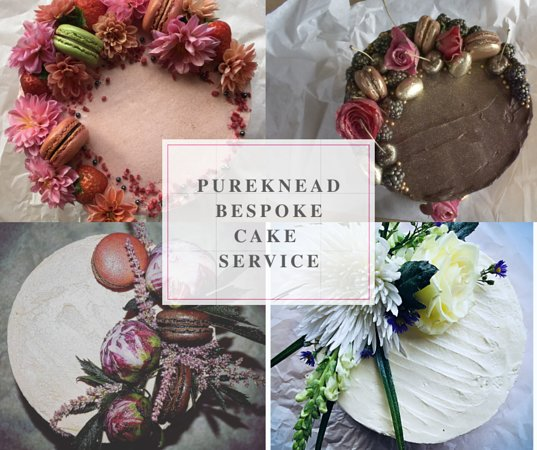 Pureknead : Cakes made to order.