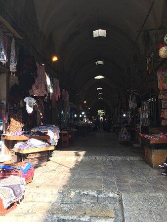 Street scene in Jerusalem