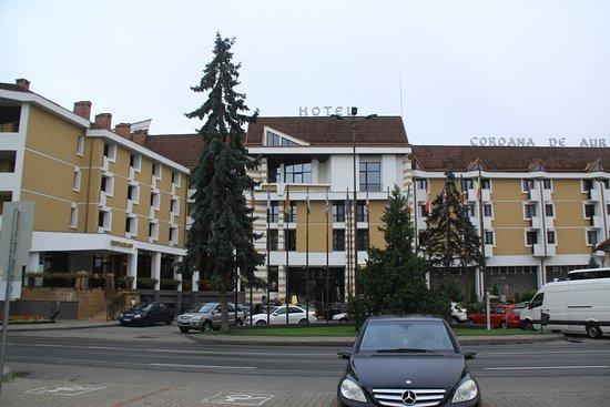 Bistrita, Romania: hotel