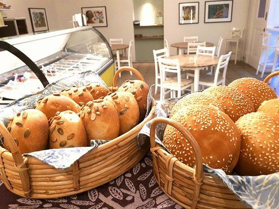 Hembakat bröd varje dag till soppan!