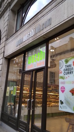 Wasabi London 42 Piccadilly Soho Restaurant Reviews
