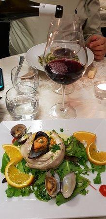 Chef Garozzo Restaurant Italien Sicilien: 20181027_202250_large.jpg